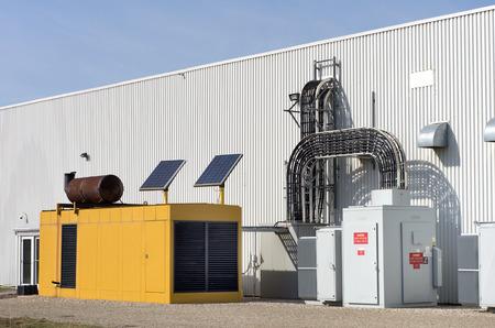 Backup Generators for Businesses