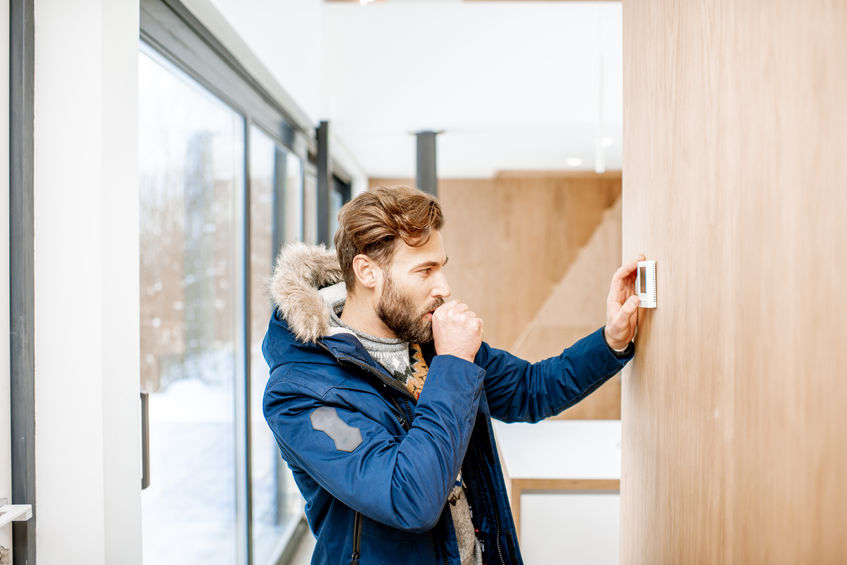 Electrical problems in home during Winter